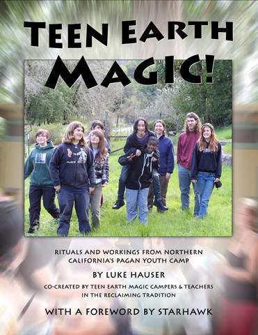 Teen Earth Magic Workbook - print edition or free download!