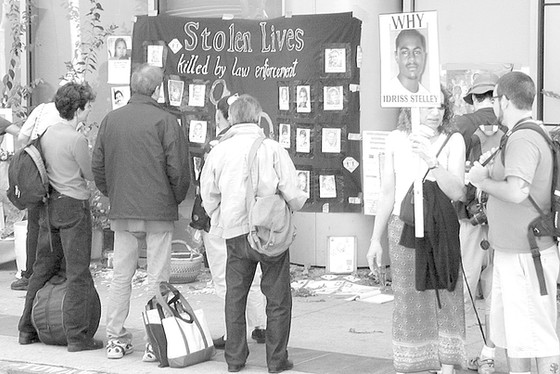Stolen Lives – 2004 SF Vigil