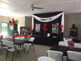 YB- Grad party stage decorated.jpg