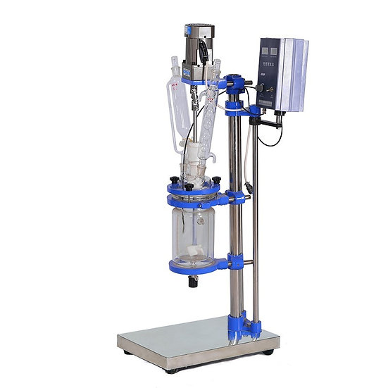 S Series Jacketed/double-layer Glass Reactor