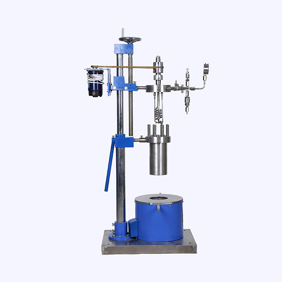 Small Stainless Steel High-pressure Reactor