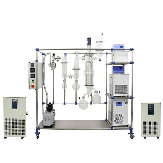 Molecular Distillation (Glass)