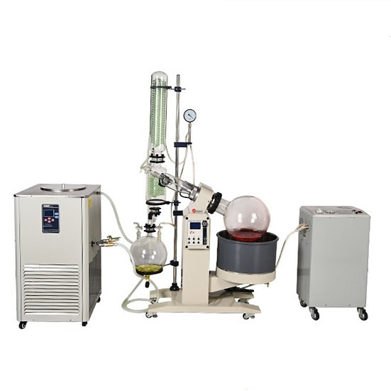 Fast shipping Explosion Proof 20L Rotary Evaporator / rotavap system