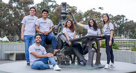 UC San Diego MSP team