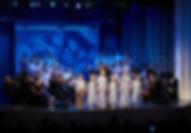 Концерт Булахов Владислав оркестр-хор-дети