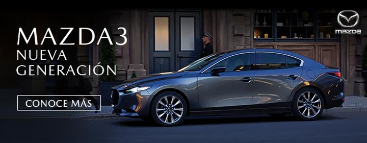 Mazda 3 Nueva Generación