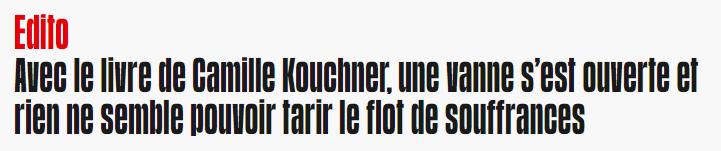 20 Janvier 2021 - Libération