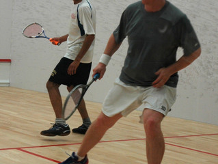Play in the upcoming Squash Ladder Tournament!