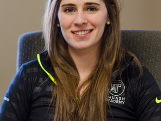 Laura Caty named Executive Director of The T Squash Academy