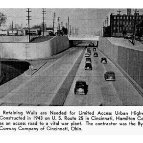 Hartwell, Ohio History: Interstate 75