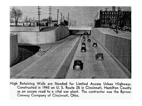 Hartwell, Ohio History: Interstate 75