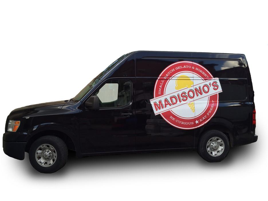 Driving Madisono's