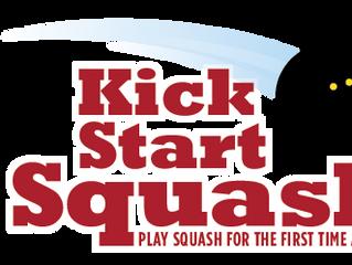 New to Squash? Try Kick Start Squash!