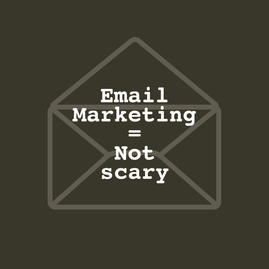 Using email marketing is definitely not scary!