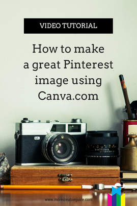 How to make Pinterest Images