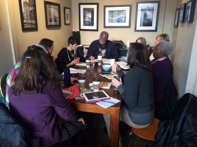 Creative Juice Table Meeting in Cincinnati, OH
