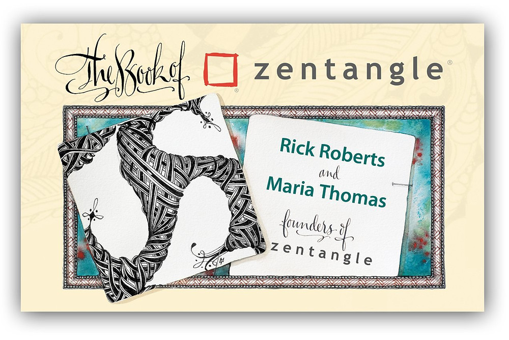 Zentangle Book recommendation