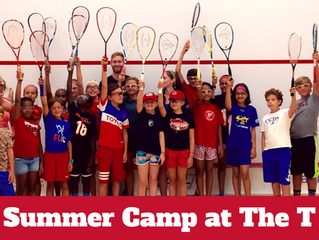 Summer Camp at The T!