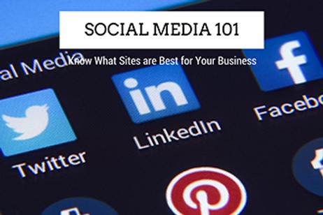 Social Media 101: March 13, 2019 | 10:00 AM – 11:30