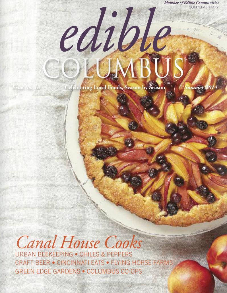 Hello Edible Columbus!