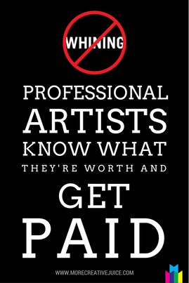 The Truth: Why Artists Aren't Valued
