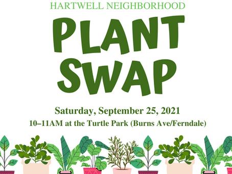 Hartwell Plant Swap