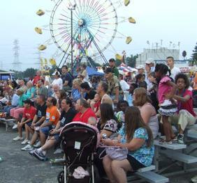 Hartwell, Ohio History: Hamilton County Fairgrounds