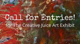 The Creative Juice Art Exhibit