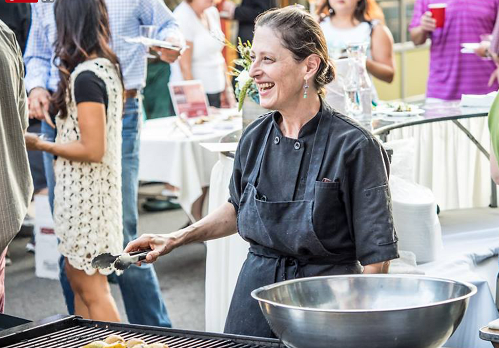 Kitchen Convos: Chef Julie Francis