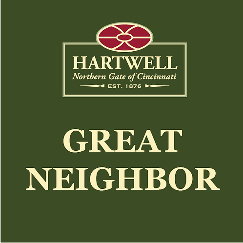 "HIA Membership ""Great Neighbor"""