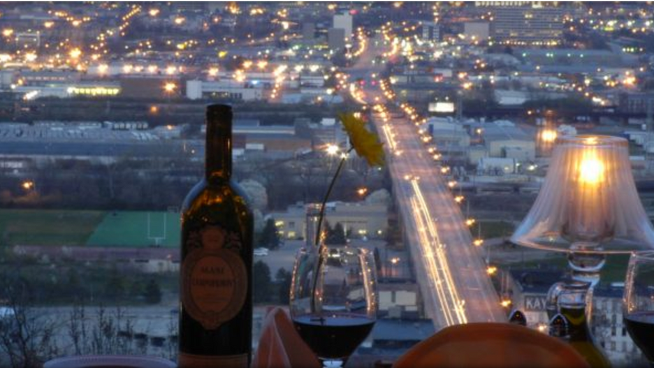 Cincinnati's Best Italian Restaurant With A View: Prima Vista