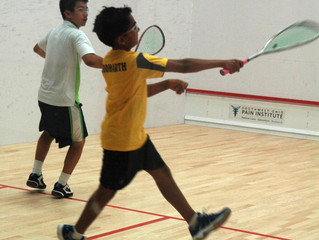 Cincinnati Squash Gets National!