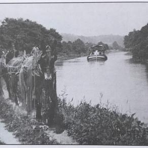 Hartwell, Ohio History: Canal, Farms & Railroads