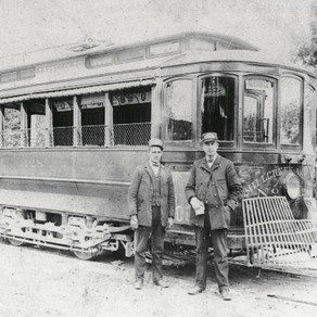 Hartwell, Ohio History: Route 78 & Streetcars