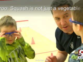 Squash is Not A Vegetable!