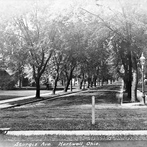 Hartwell, Ohio History: Street Names