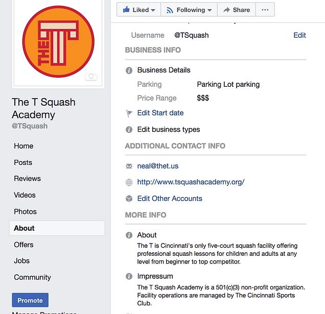 Amazing Imformation About Facebook Impressums | Business Coaching ...
