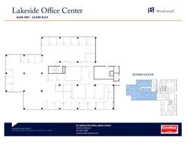 Suite 450 - 13,659 SF