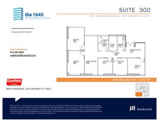 Suite 300 - 2,066 SF