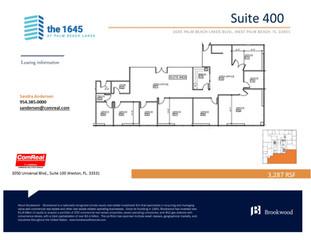 Suite 400 - 3,287 SF