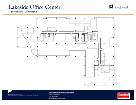 Second Floor - 24, 095 SF