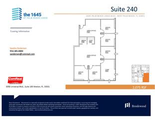 Suite 240 - 2,075 SF