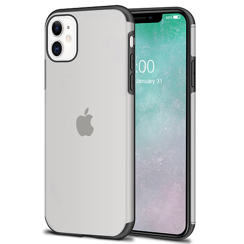 iPhone 11 [Lightweight] [Slim Fit] Hybrid Case -Not for iPhone 11 Pro/11 Pro Max