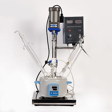 SIngle Layer Laboratory Chemical Reactor  (Free Shipping)