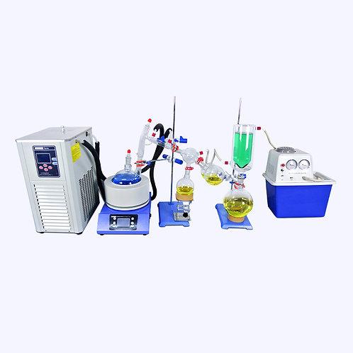 Vacuum Short Path Distiller And Thin Film Evaporator (Free Shipping)