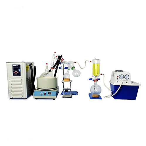 Lab Vacuum Short Path Fractional Distillation Kits (Free Shipping