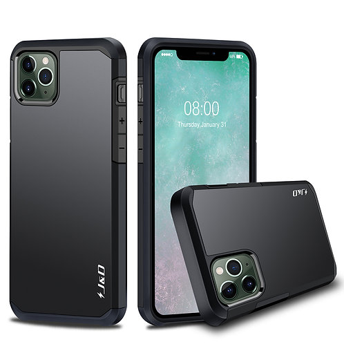 iPhone 11 Pro Max [Dual Layer] Shockproof Hybrid Case - Not for iPhone 11/11 Pro