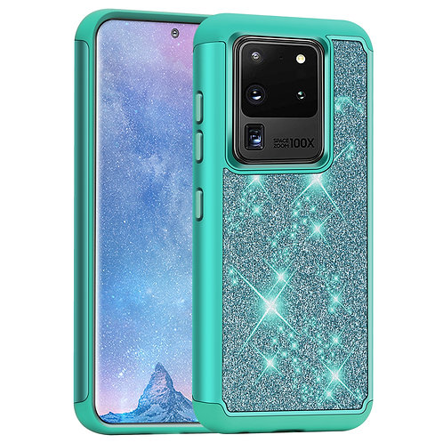 Samsung Galaxy S20 Ultra 5G / S20 Ultra [Glittering] [ArmorBox] Shockproof Case