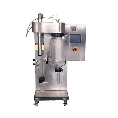 Lab Vacuum Spray Drying Machine (Free Shipping)