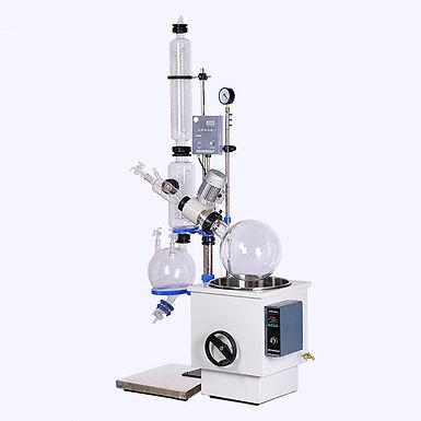 Plant Essential Oil Distiller Equipment Rotary Evaporator (Free Shiping)